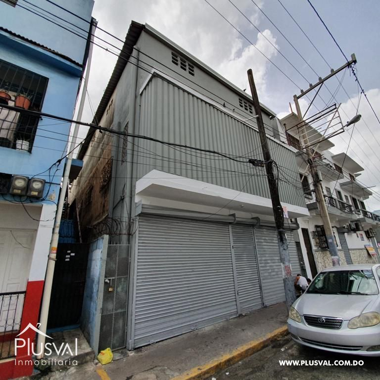 Alquiler de edificio comercial, en Villa Consuelo 184251