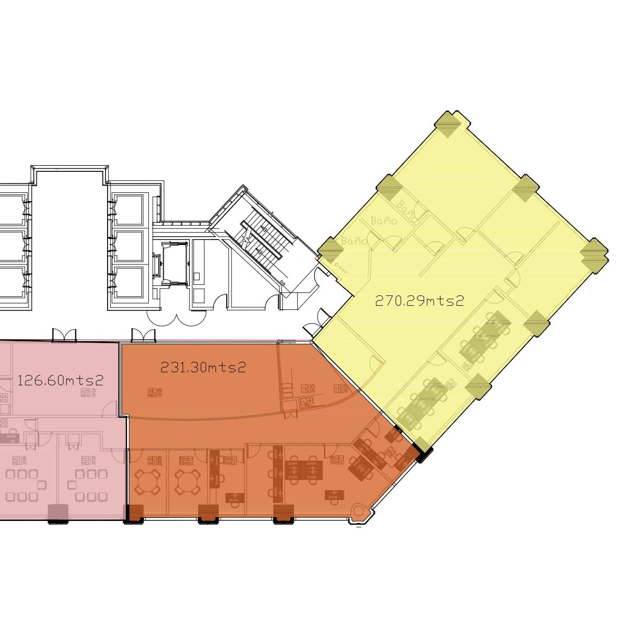 Local comercial en alquiler, Piantini 178678