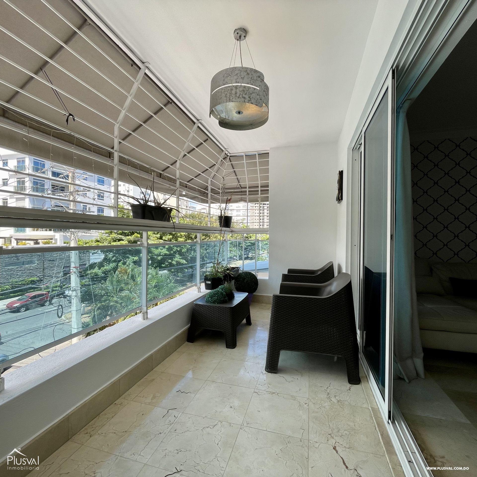 Apartamento Amueblado en Alquiler en Bella Vista 187704