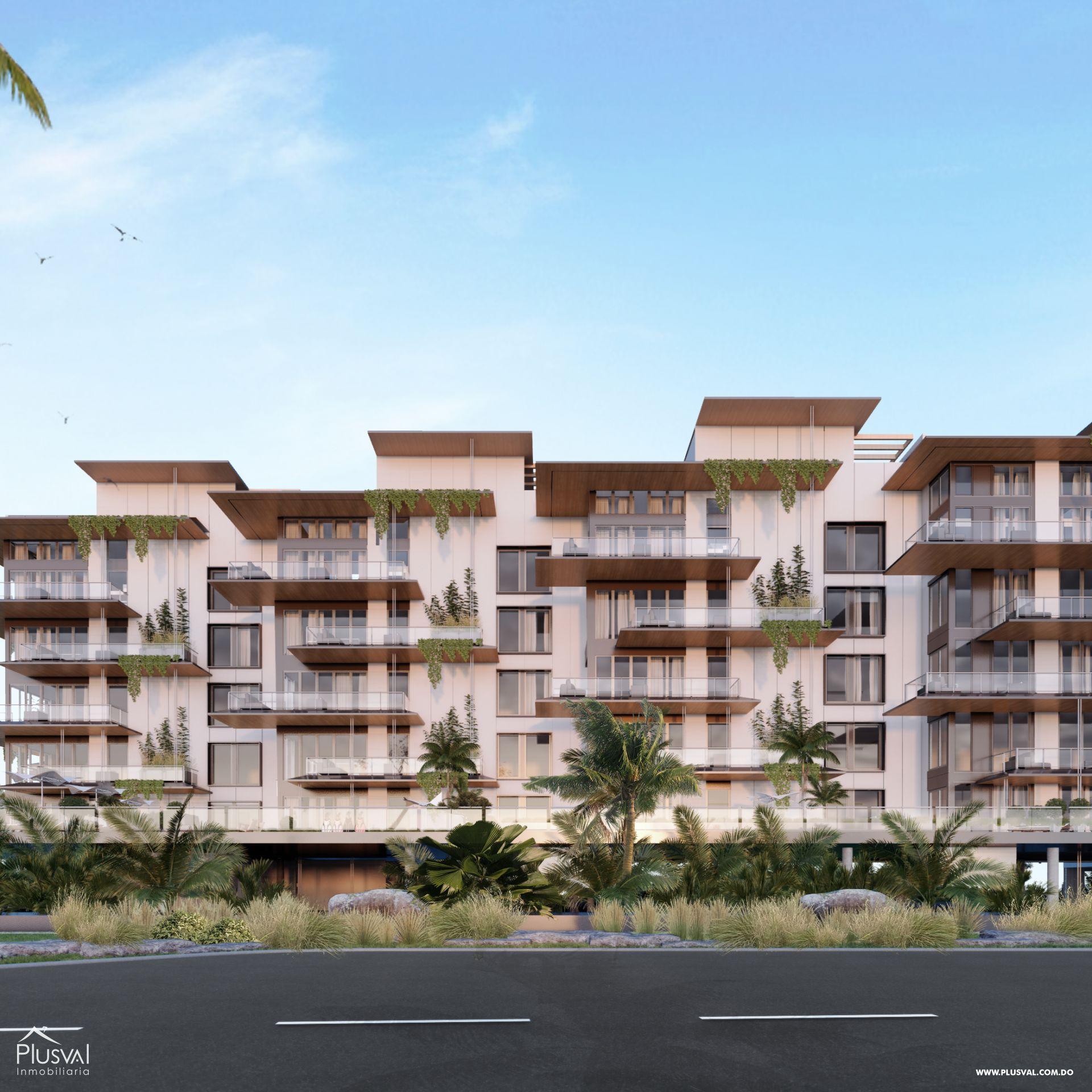 Apartamentos en Cap Cana a la venta 187325