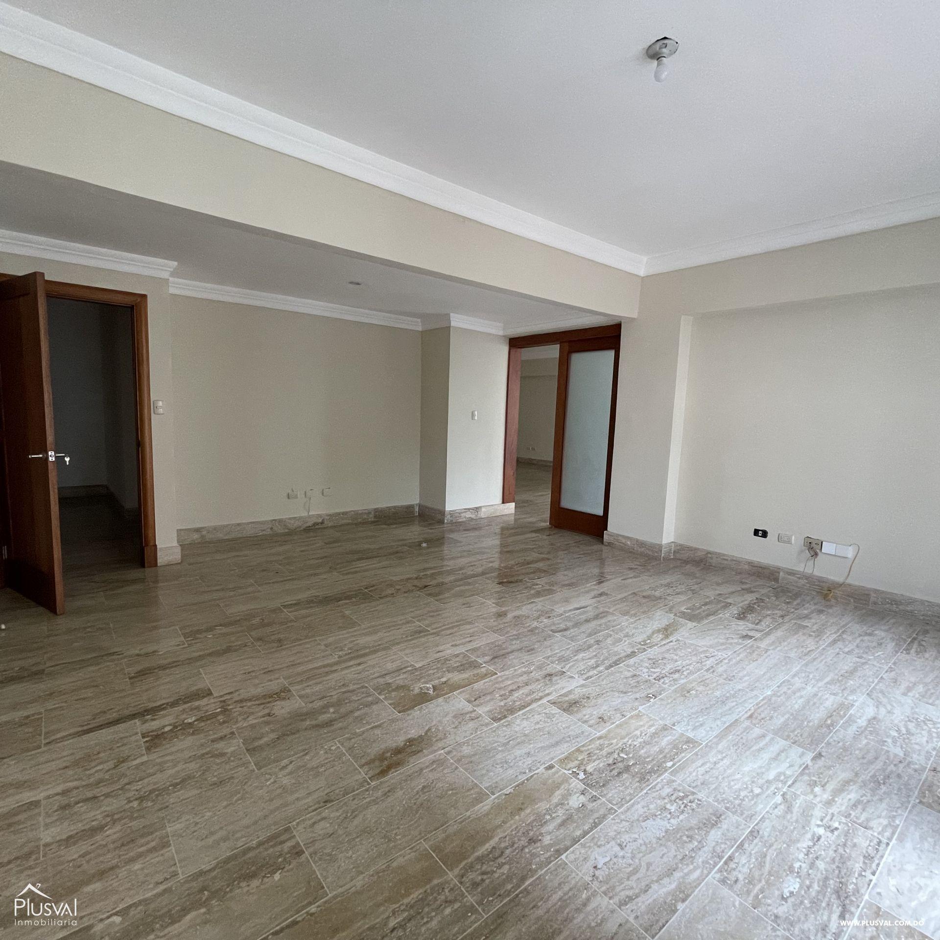Apartamento en alquiler, Naco 185476
