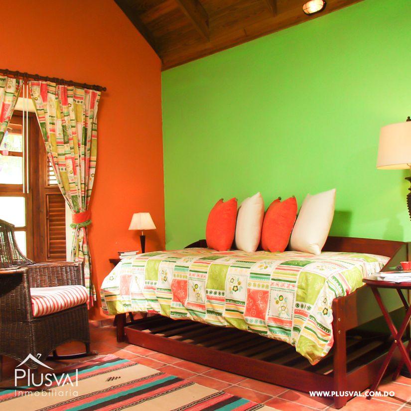 Villa en venta en Jarabacoa con amplios jardines 159871