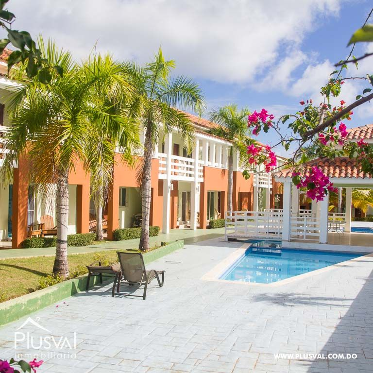 Apartamentos Bávaro en venta