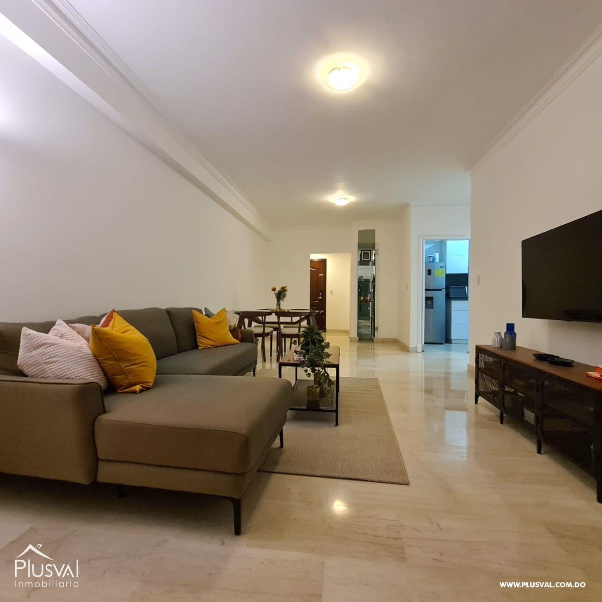 Apartamento amueblado en alquiler, Naco 188900