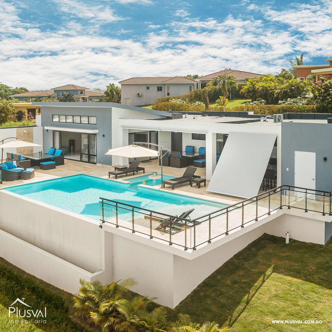 Inigualable modelo de Villa Vesta.