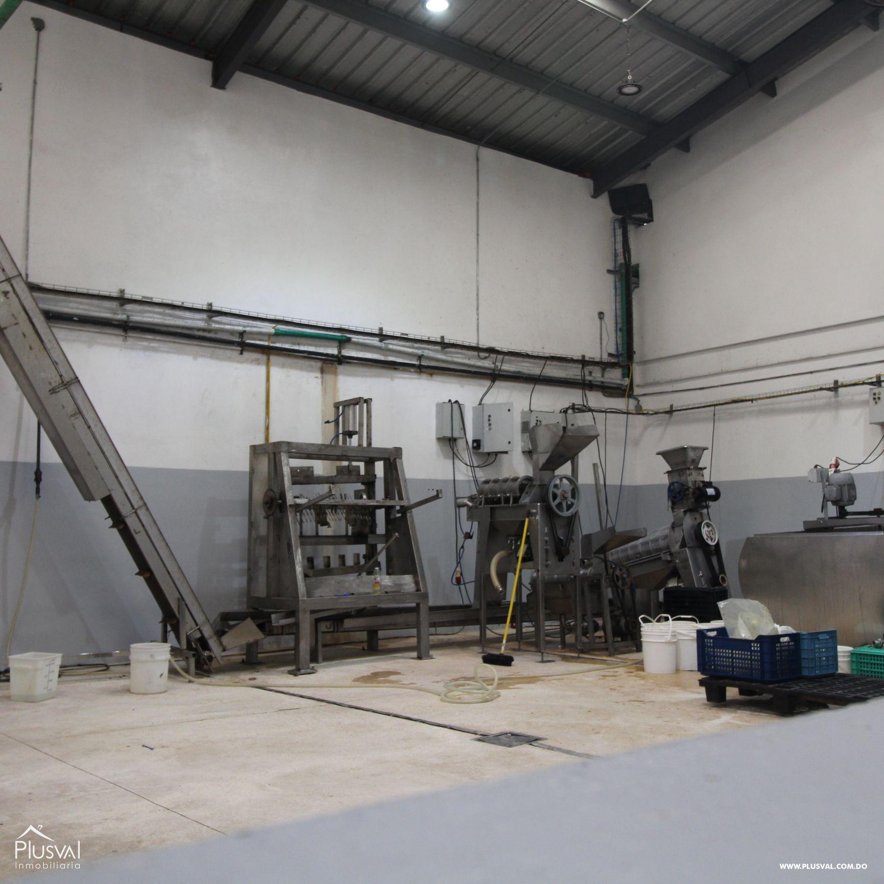 Nave industrial y procesadora de jugo en venta, Los Frailes 173412