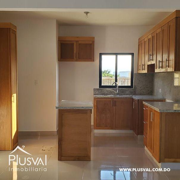 Apartamento en los Llanos de Gurabo