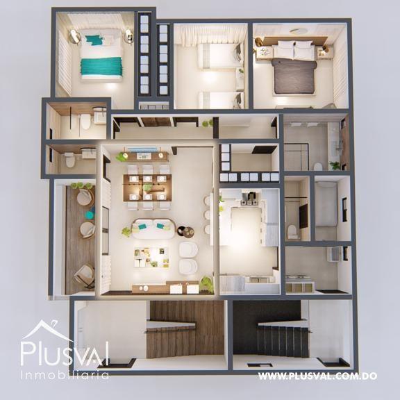Apartamento de Lujo en Playa Dorada 168708