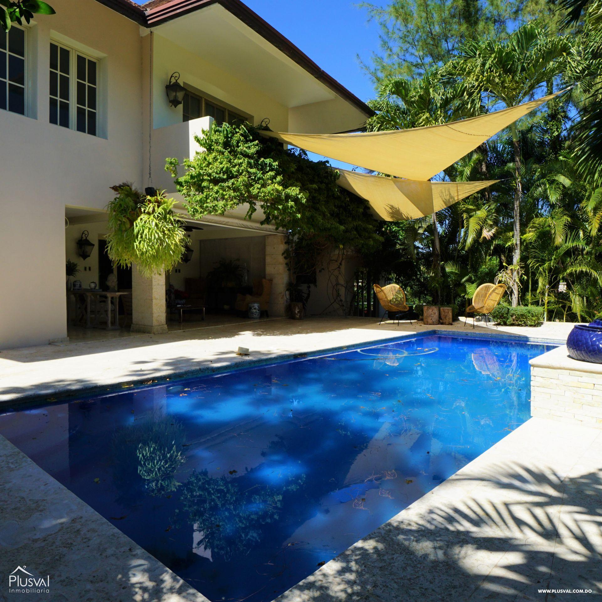 Casa de lujo en venta Arroyo Hondo Viejo 165323