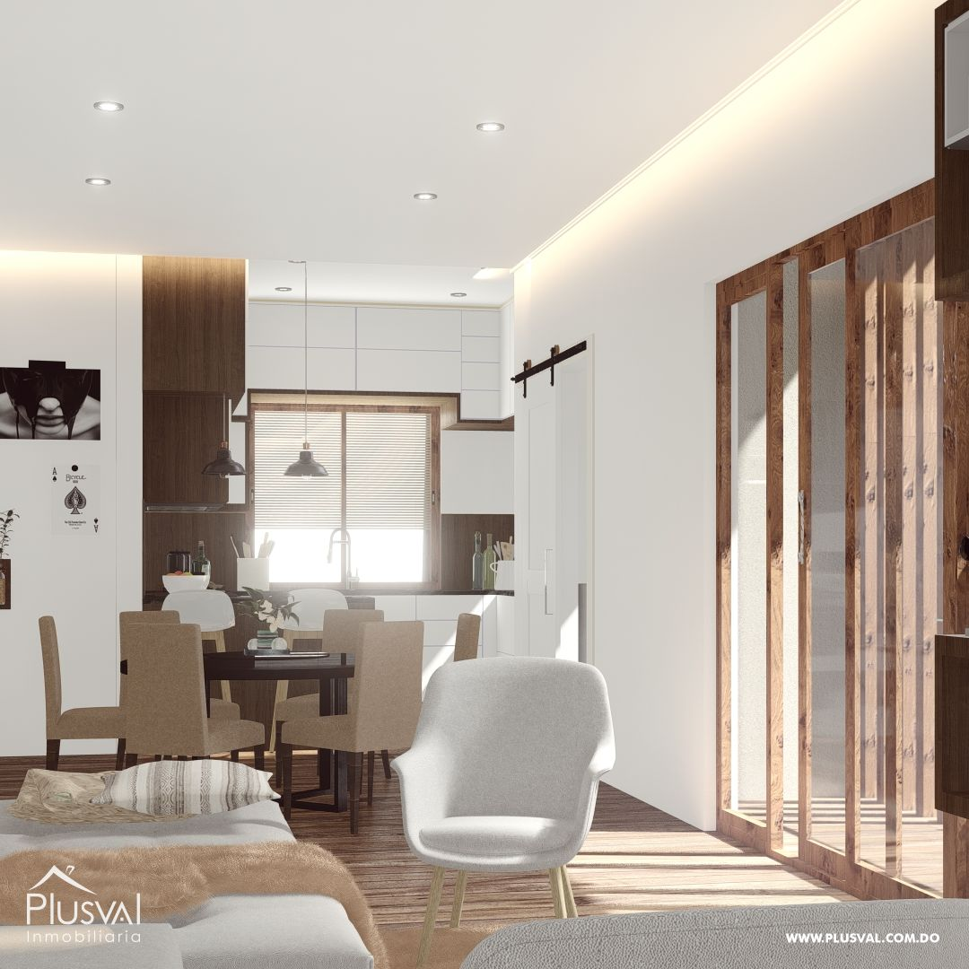 Apartamentos con Piscina en Bavaro 186534