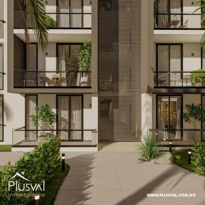 Apartamentos en Venta, con confortable estilo, en Punta Cana 181054