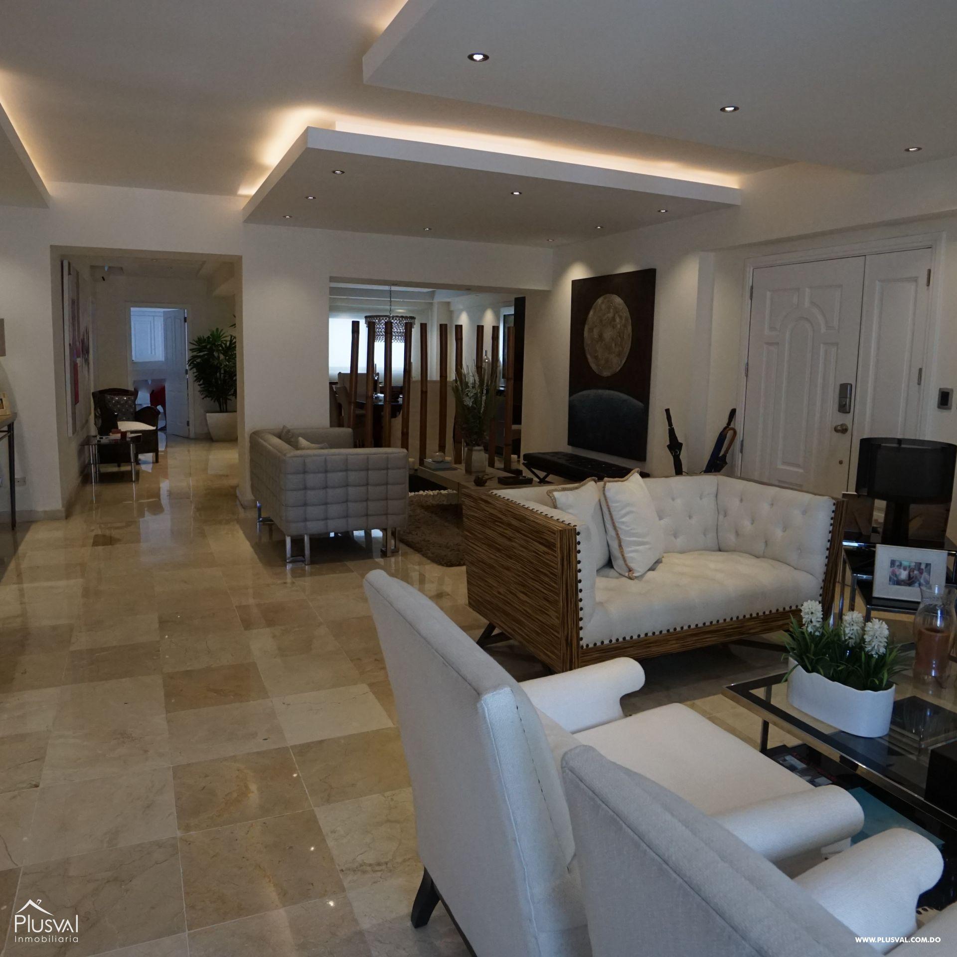 Lujoso apartamento en VENTA en Zona Residencial de NACO 182958