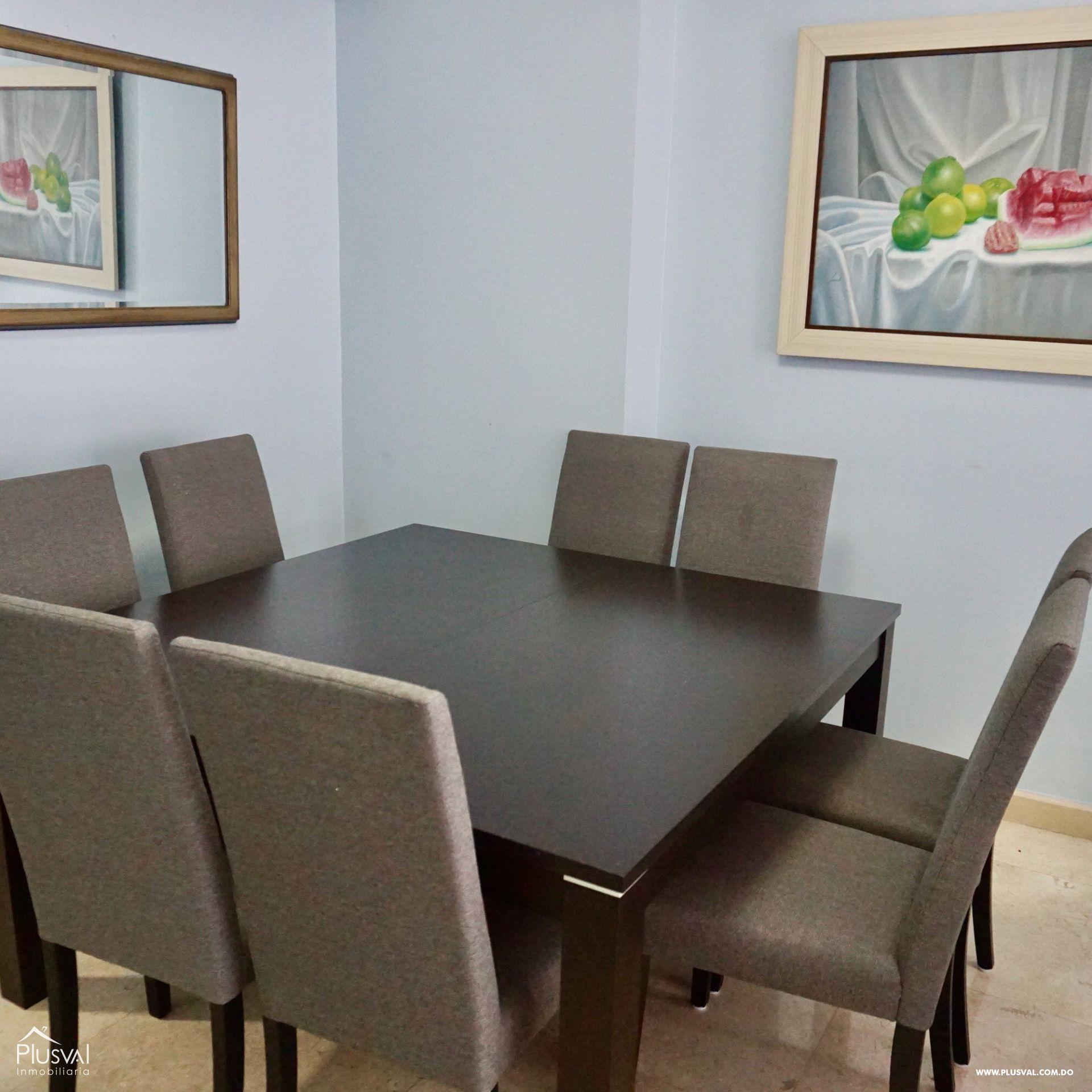 Apartamento en Alquiler Amueblado en zona Premium de Piantini 155545