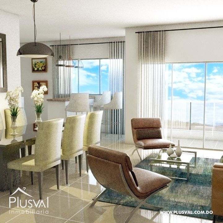 Apartamento en Venta, Urb. Tropical 169425