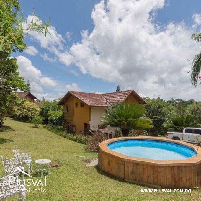 Hermosa Villa en Jarabacoa 156751