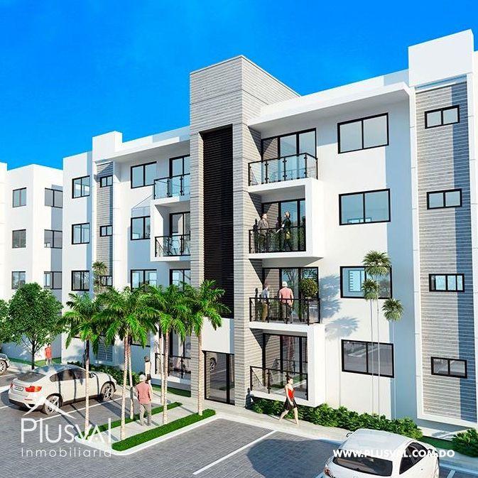 Complejo de Apartamentos de 3 Hab. + Hab. de Servicio
