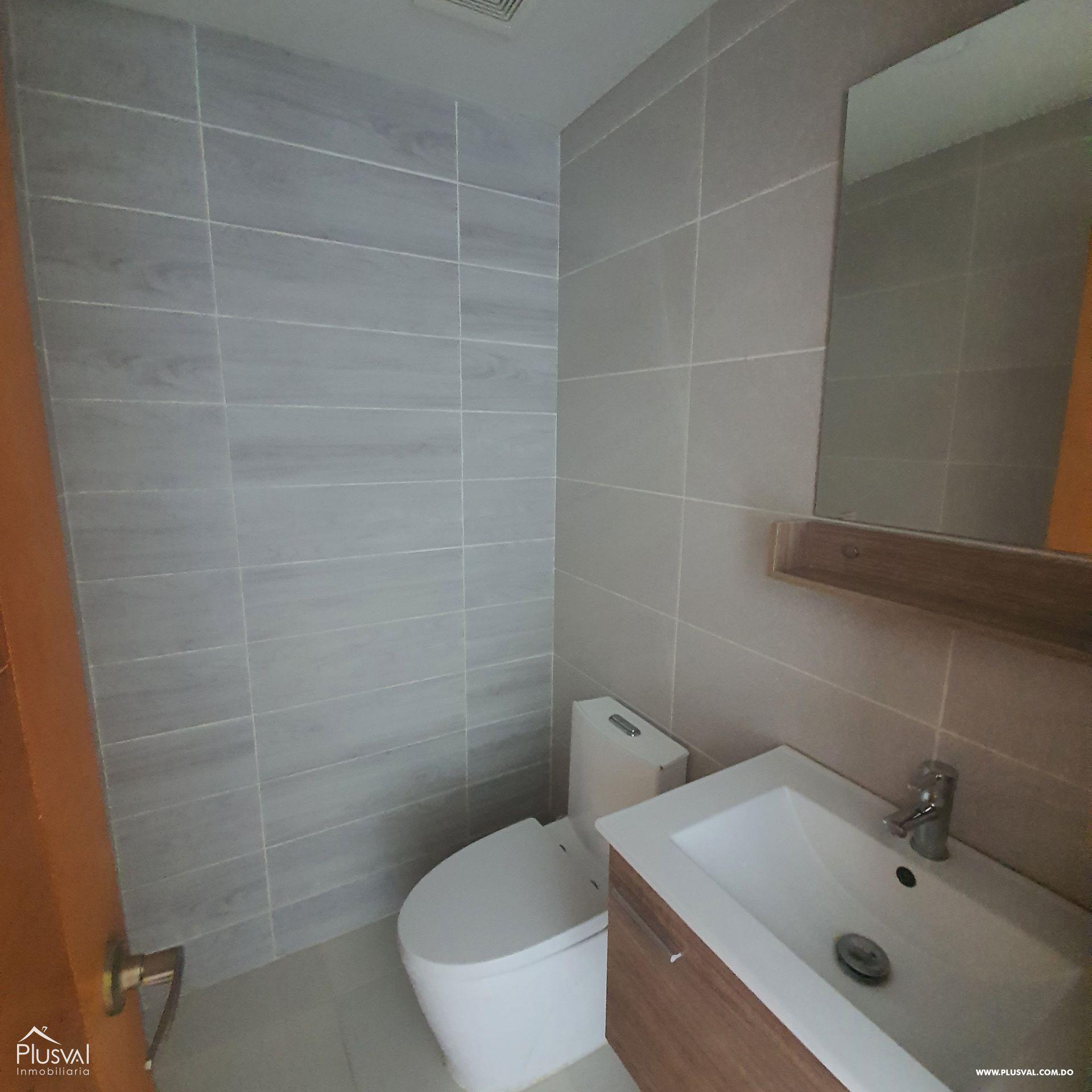 Apartamento en alquiler en Naco con excelente distribucion 167136