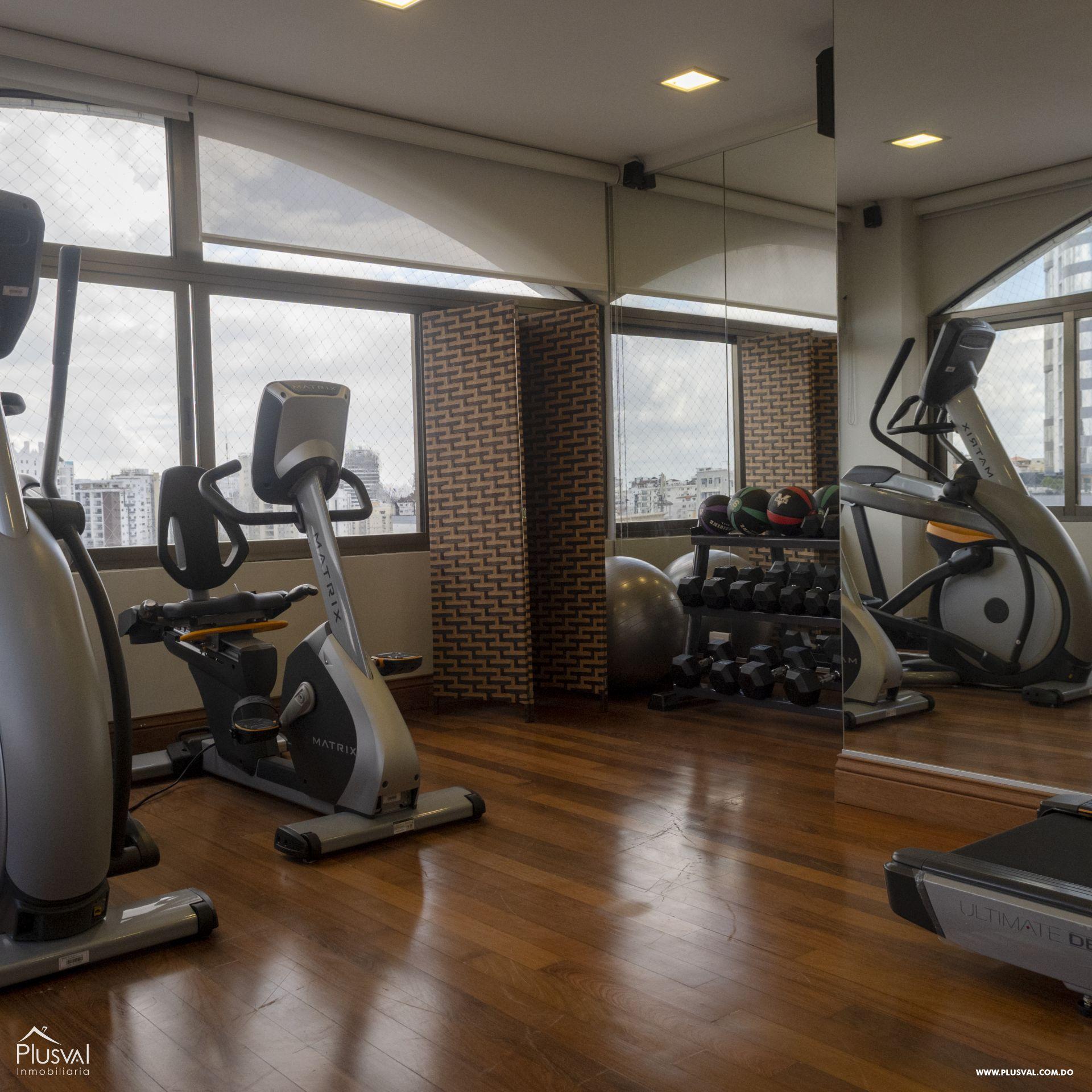 Penthouse en Venta en Naco con 8 parqueos 155353