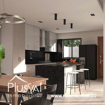 Casa de 3 habs con Picuzzi en venta, en Punta Cana 173024