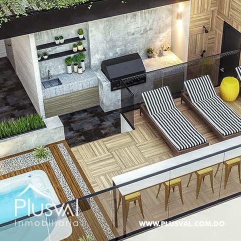 Apartamento en la Autopista de San Isidro con ascensor  y terraza privada 185715