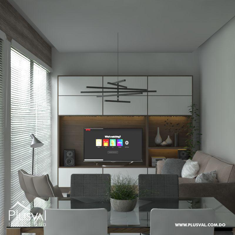 Apartamentos de 1 y 2 Habitaciones en Venta, en la zona de Punta Cana 181174