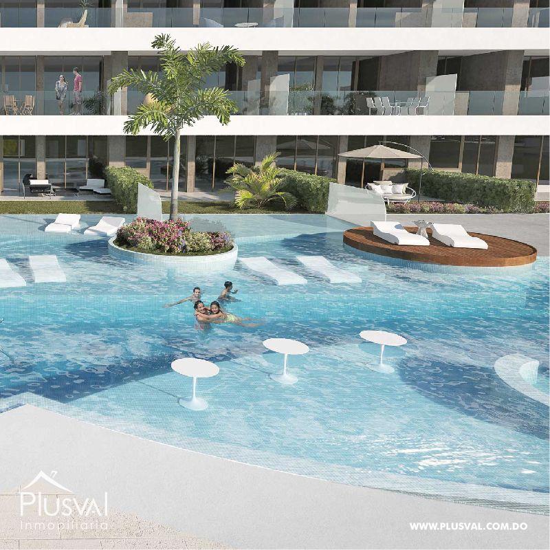 Lujoso apartamento estilo resort en Cap Cana 188147
