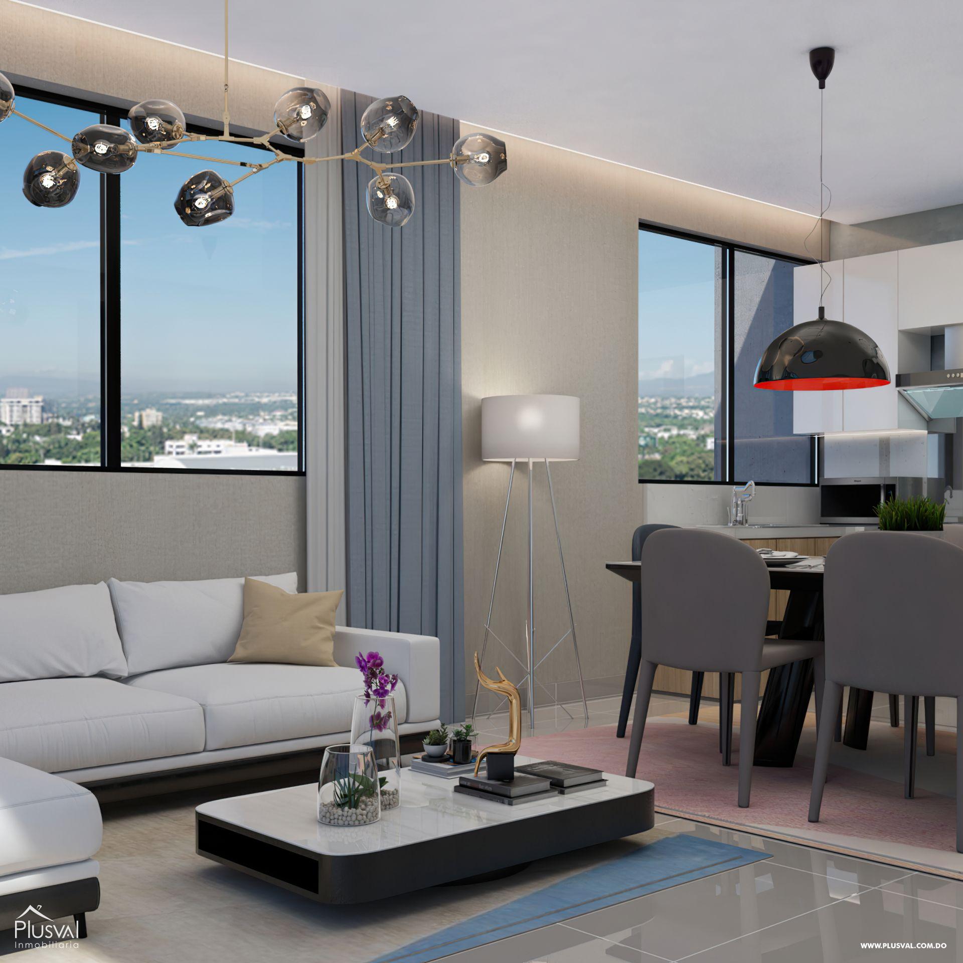 Exclusivo apartamento tipo suite en zona premium 177539