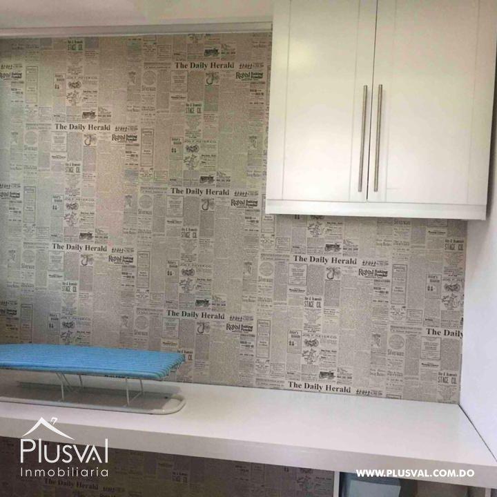 Exclusivo Apartamento en Venta (Mirador Norte) Completamente Amueblado 159804