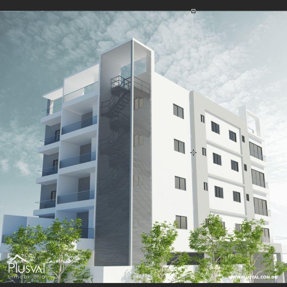 Apartamento de 2 Habitaciones en el sector de Bella Vista