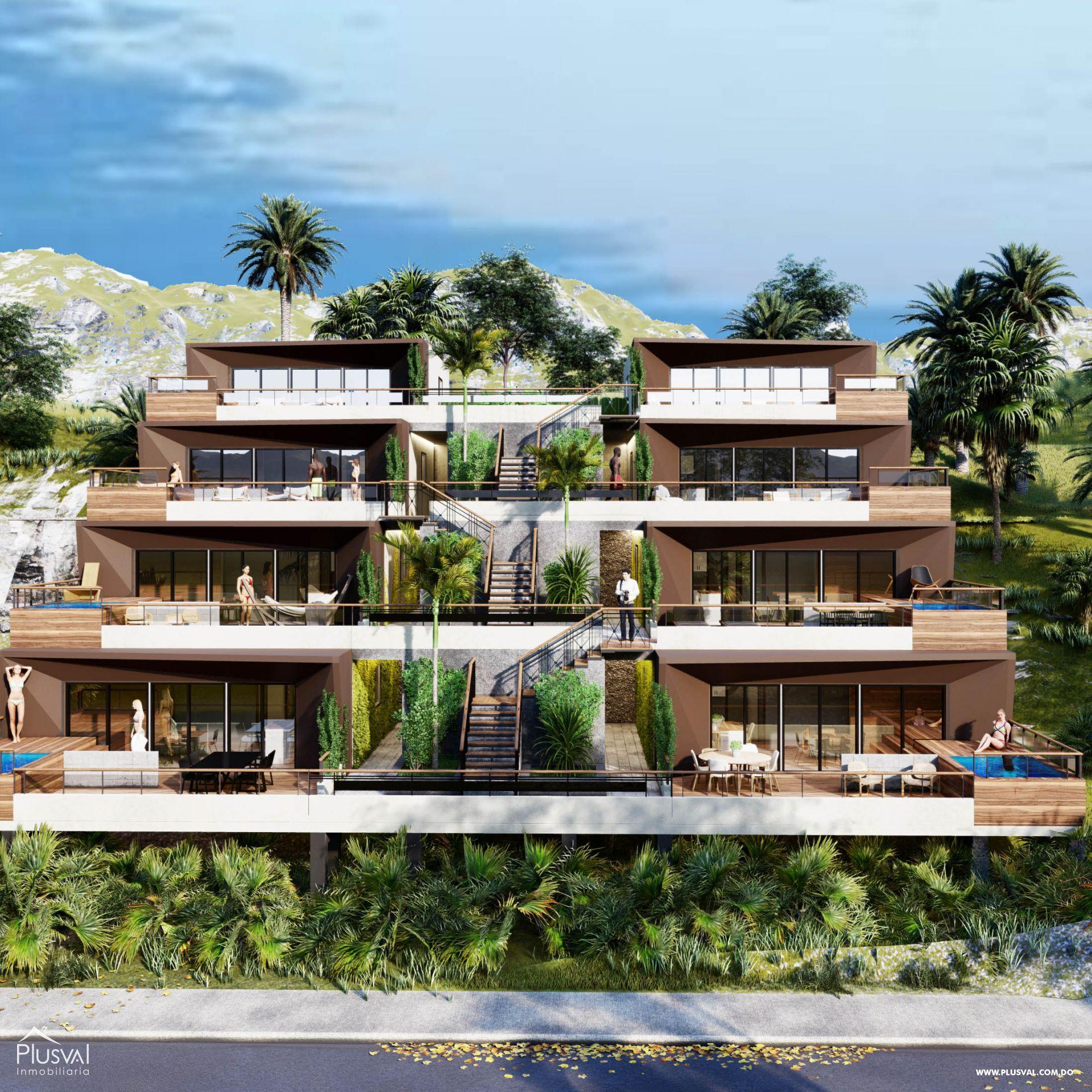 Apartamentos en Venta, ubicados en Terrenas