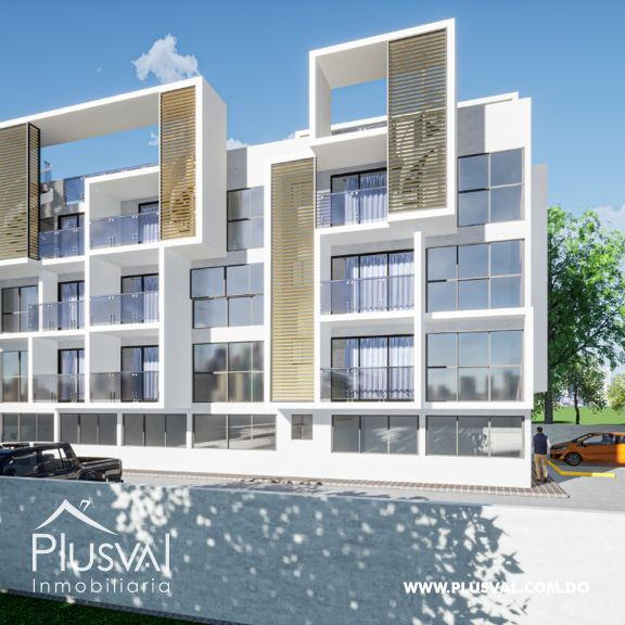 Proyecto de apartamentos en Juan Dolio a 400 mts de la playa 182471