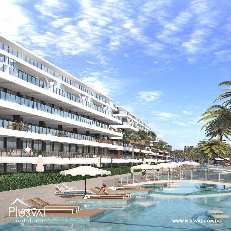 Lujoso apartamento estilo resort en Cap Cana 188145