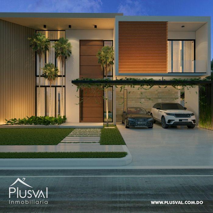 Impresionante Residencia Privada en Proyecto Cerrado 152121