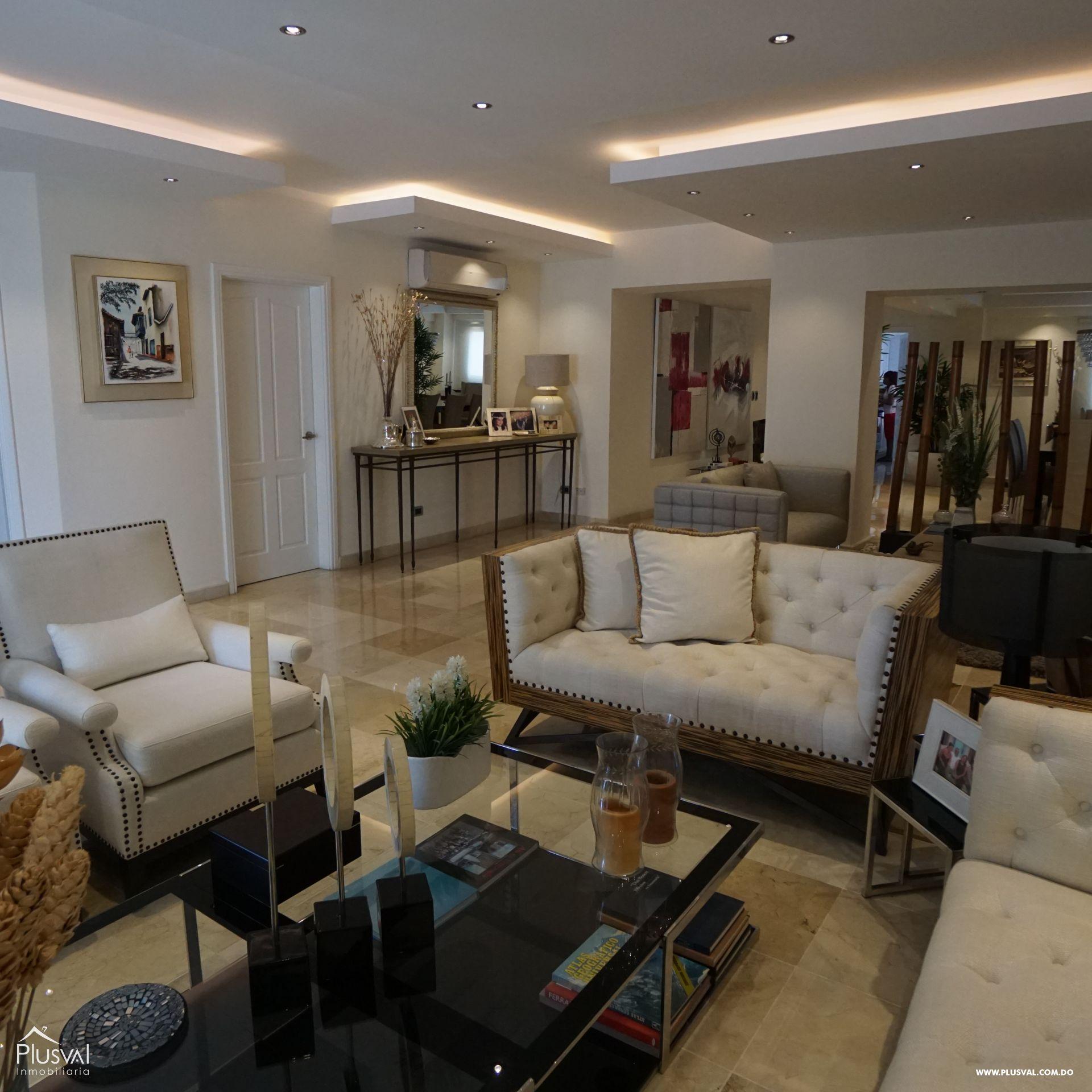 Lujoso apartamento en VENTA en Zona Residencial de NACO 182959