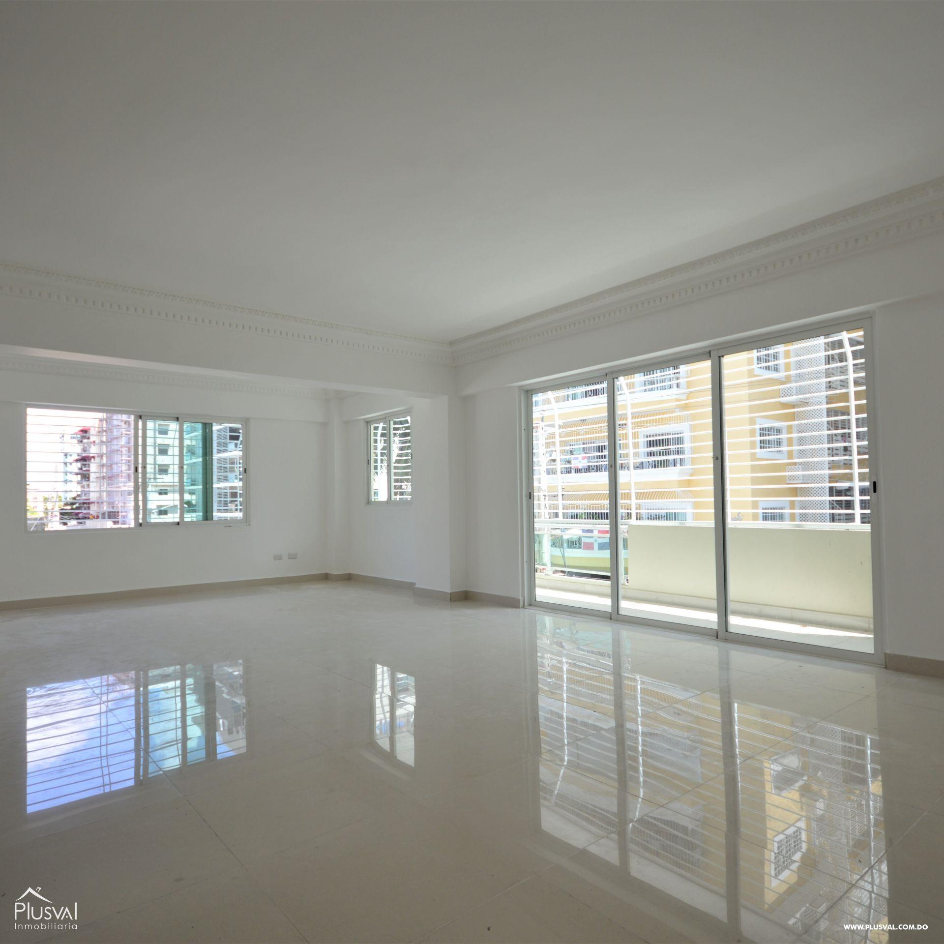 Apartamento en alquiler, Evaristo Morales