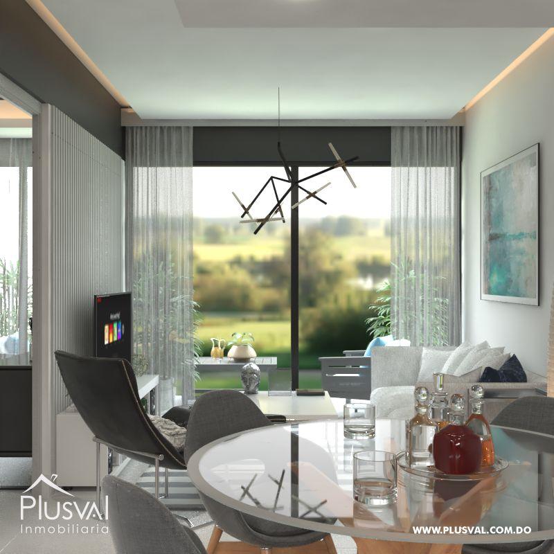 Apartamentos de 1 y 2 Habitaciones en Venta, en la zona de Punta Cana 181172