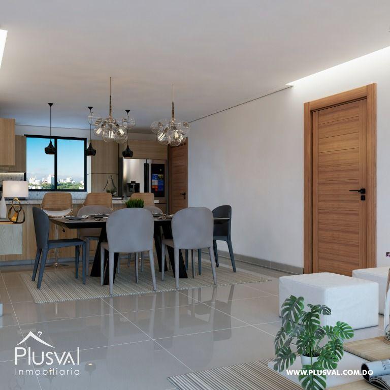 Apartamentos en torre moderna en La Moraleja