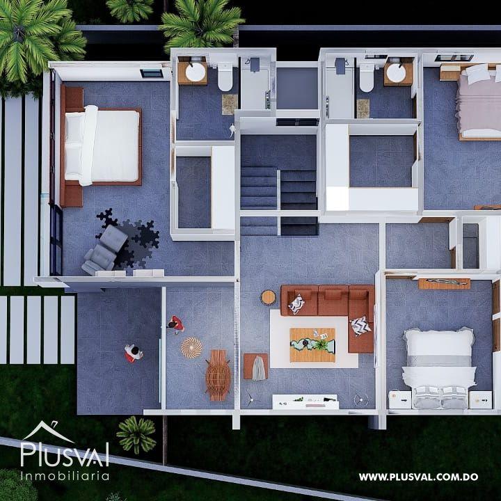 Proyecto de casas en venta 171901
