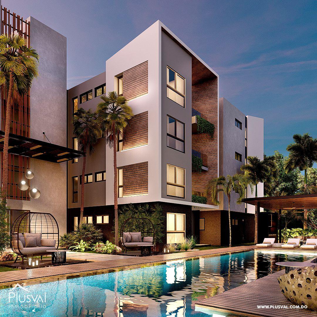 Apartamentos en Venta, con moderno estilo, en Las Canas, Cap Cana 175543