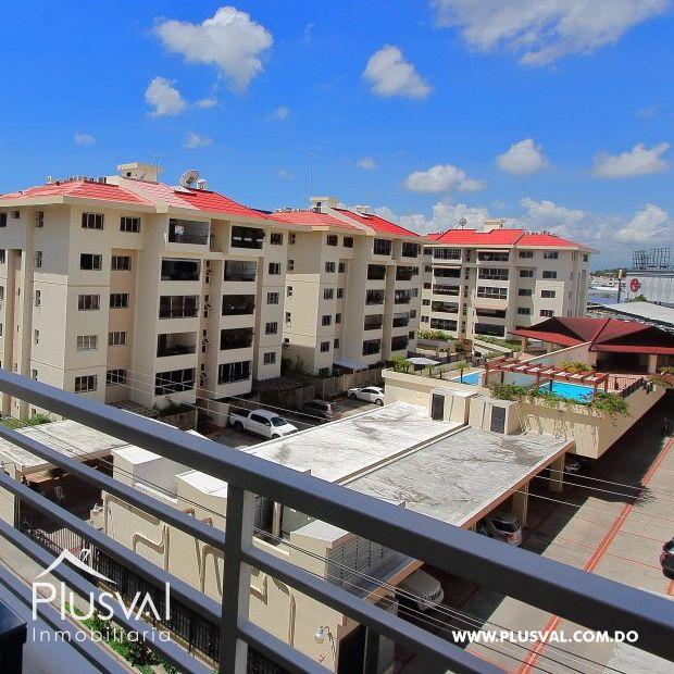 Excelente ubicación apartamento en Alquiler, Arroyo Hondo Viejo
