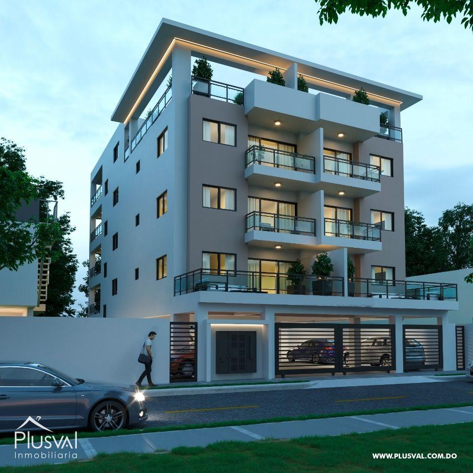 Proyecto residencial en venta, Urb. Tropical 173419