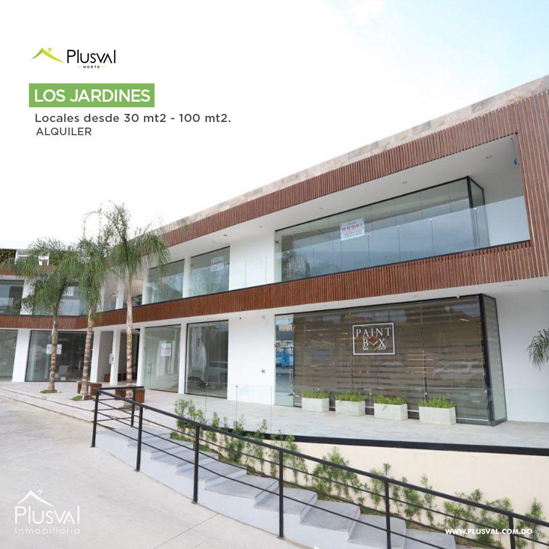 Plaza Comercial con Locales desde 30 hasta 100 mt2