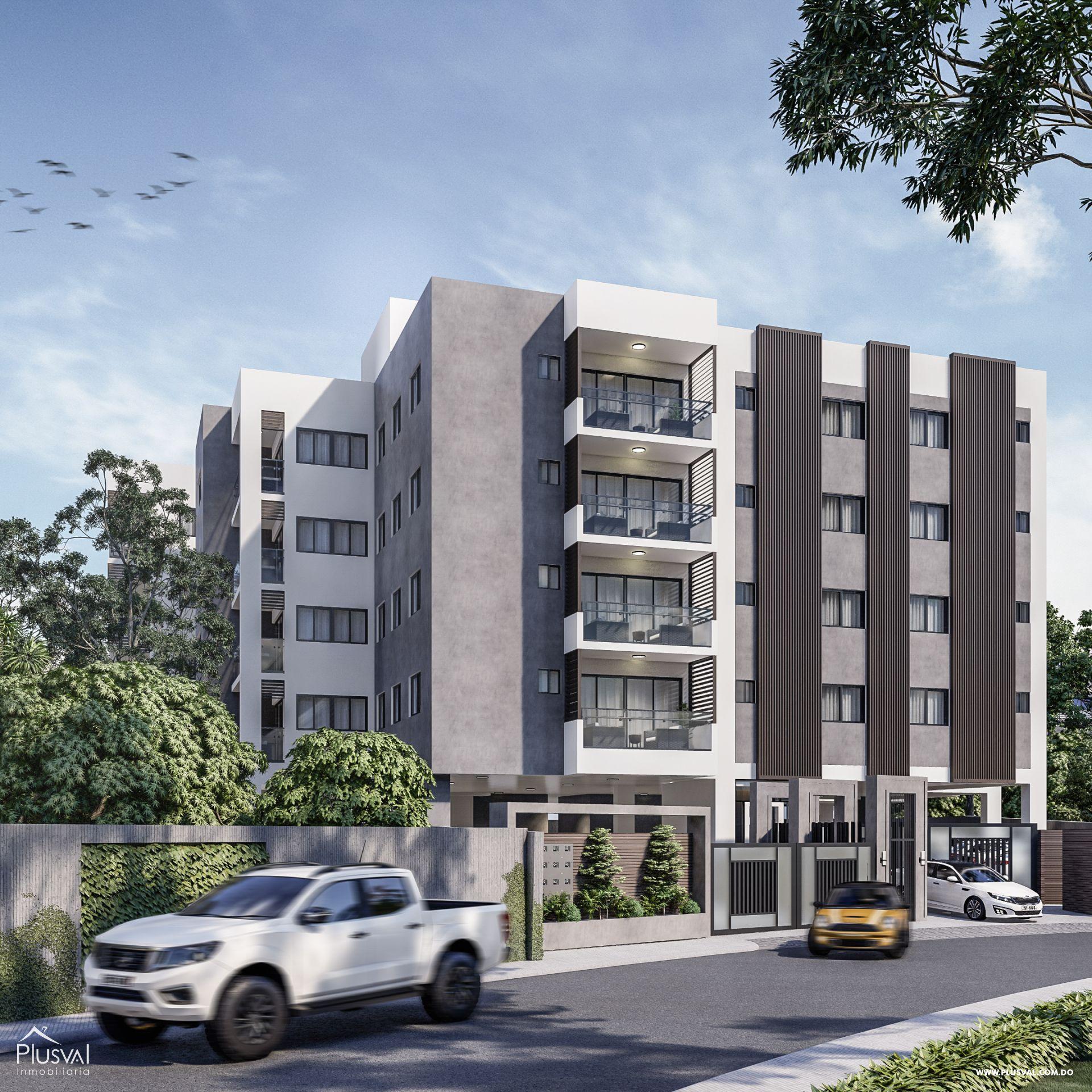 Apartamentos de 2 y 3 habitaciones con todas las amenidades en Los Restauradores 159090