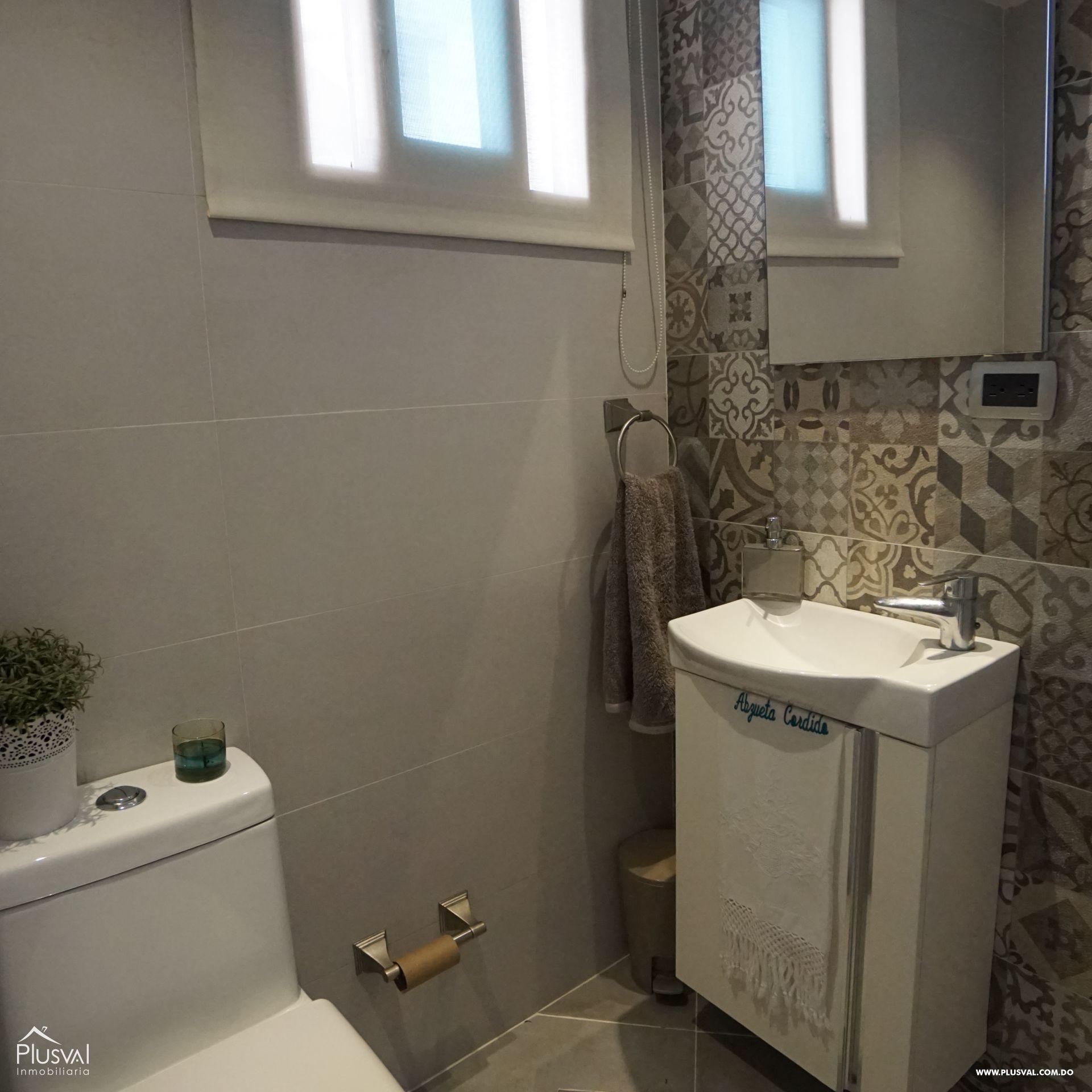 Lujoso apartamento en VENTA en Zona Residencial de NACO 182955
