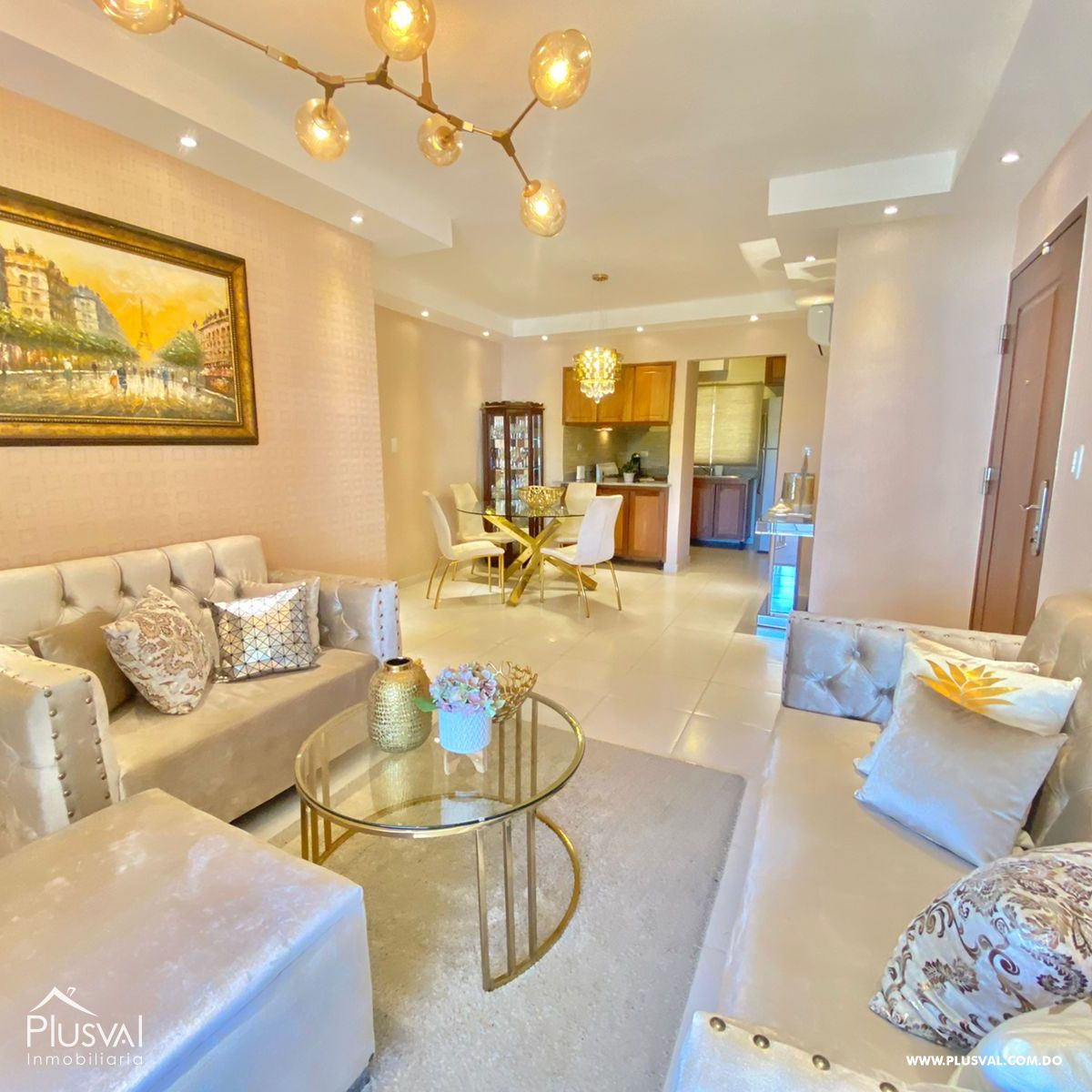 Apartamento en venta San Isidro Labrador