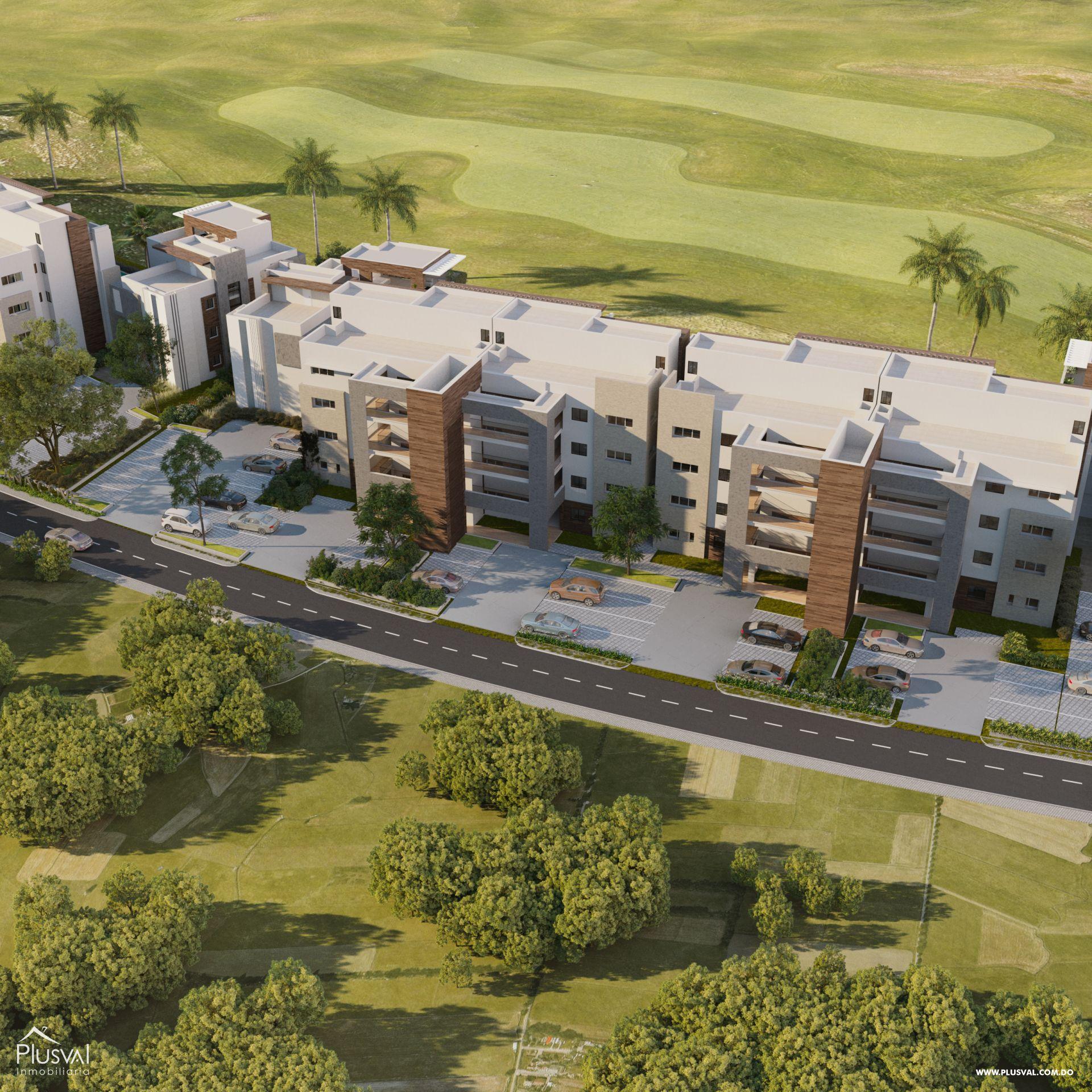 Apartamentos en Venta, en exclusiva comunidad en Cana Bay 188602
