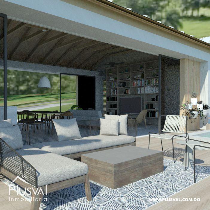 Exclusivo proyecto de 2 villas en Jarabacoa 163580