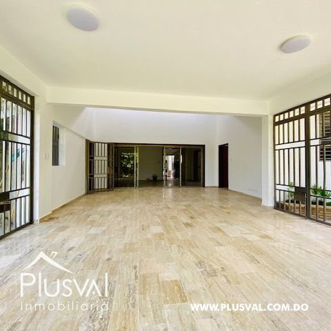Hermosa casa en alquiler en zona residencial y exclusiva en Los Rios Arroyo Hondo 169706