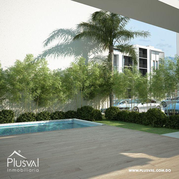 Apartamento de venta en Don Pedro con área social y piscina 178458