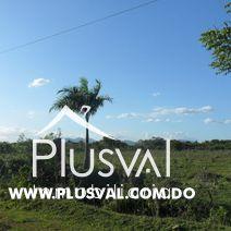 Terreno con 34,587.22 m2 en Venta en Km. 22 justo detrás del Merca Santo Domingo 162781